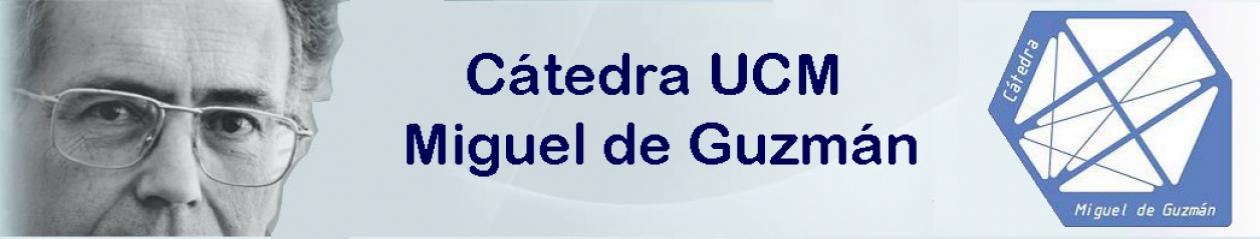 Cátedra Miguel de Guzmán