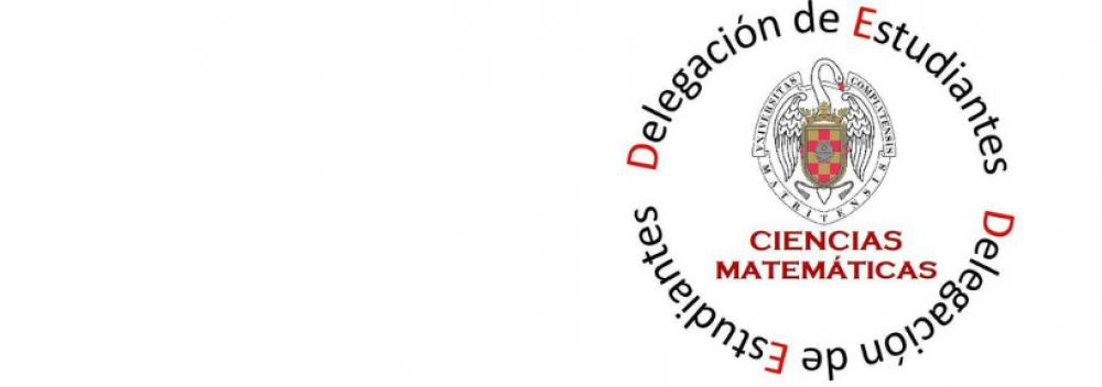 Delegacion de Estudiantes (Fac. CC. Matemáticas – UCM)