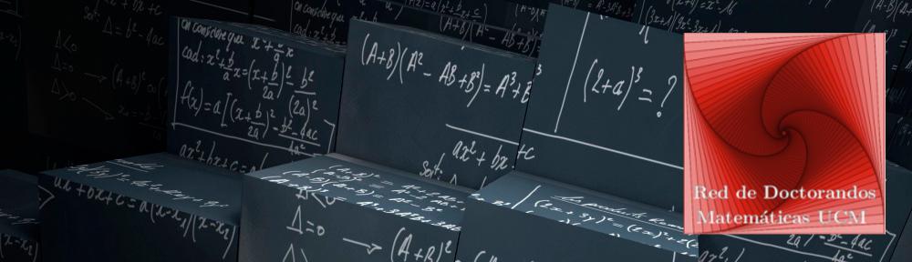 Red de Doctorandos en Matemáticas UCM